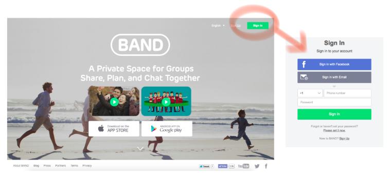 bandweb0