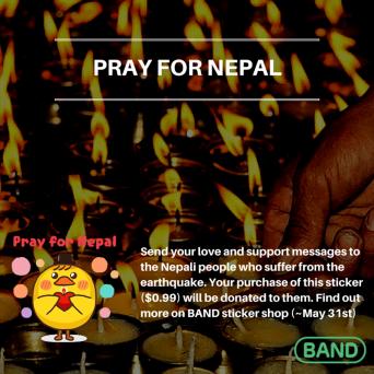 Pray for Nepal-2
