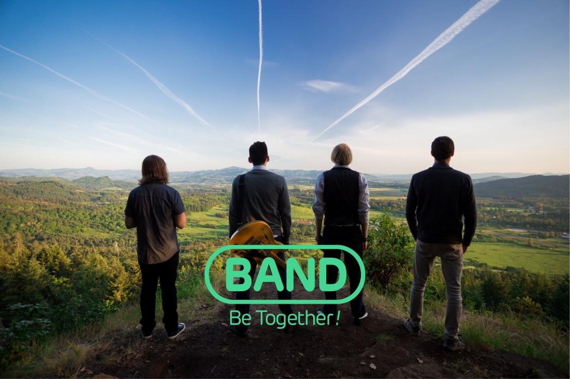 Sojourner – a BAND for a band#myBANDstory