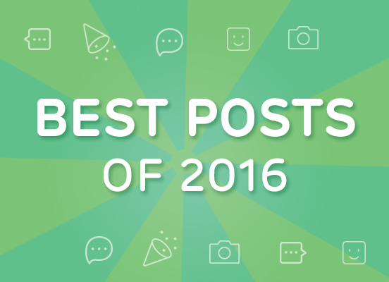 Look Back at Top Posts of 2016!