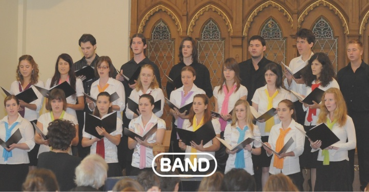 10 Reasons Why Churches Should Join BAND.