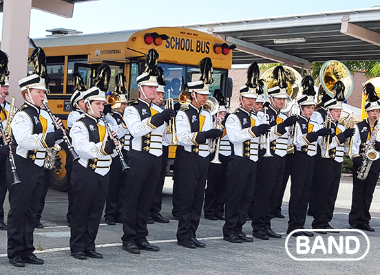 Why Marching Bands NeedBAND!