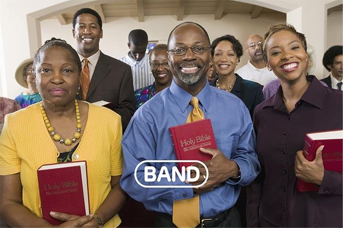 band church