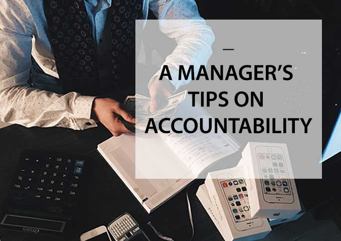 With Small Changes, You Can Improve Accountability and Boost Morale