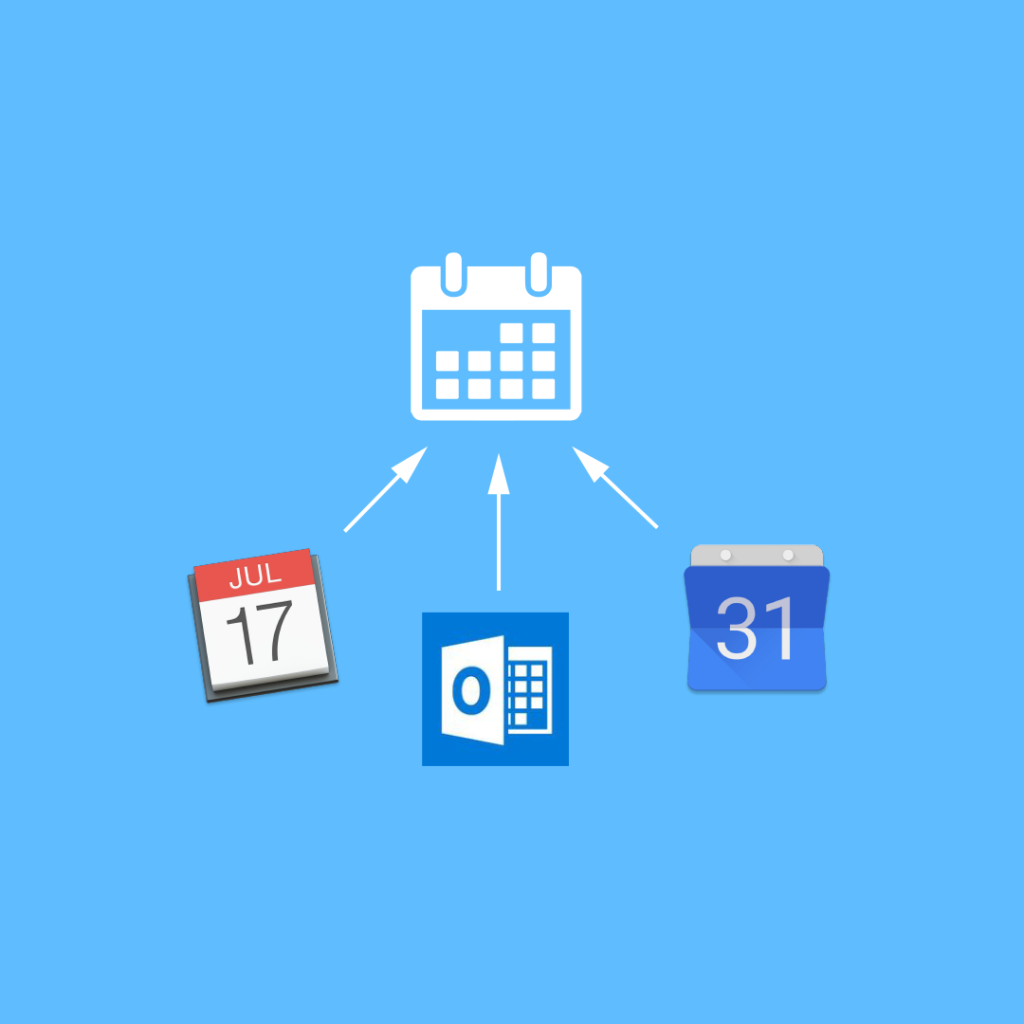 how to export your band calendar into your icalendar, outlook or google calendar.