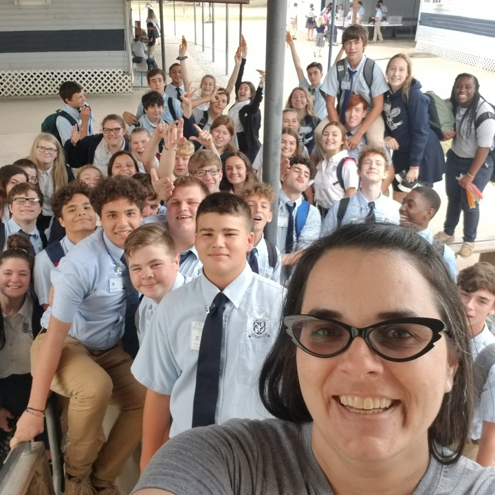 English Teacher uses BAND to Focus on what she Loves and Improve StudentAccountability