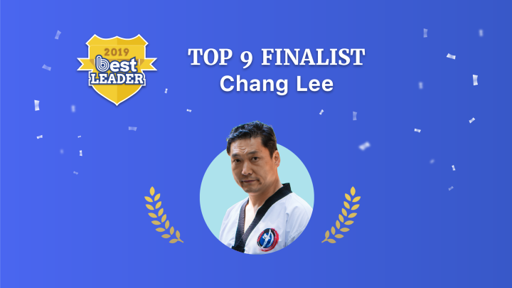 2019 Best Leader Finalist: ChangLee